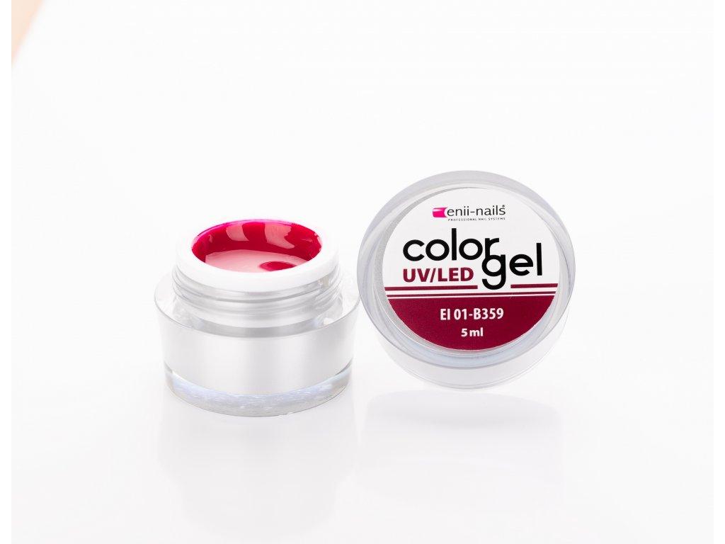 Farebný UV gél 5 ml č.359