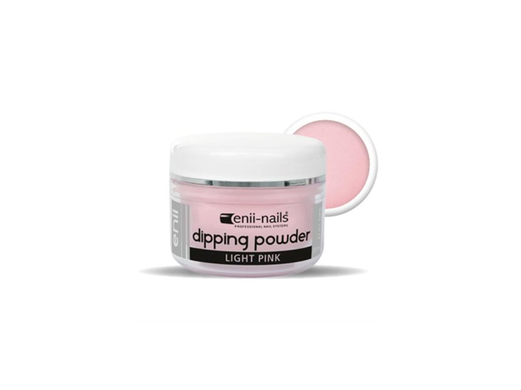 ENII DIPPING POWDER - light pink 30 ml