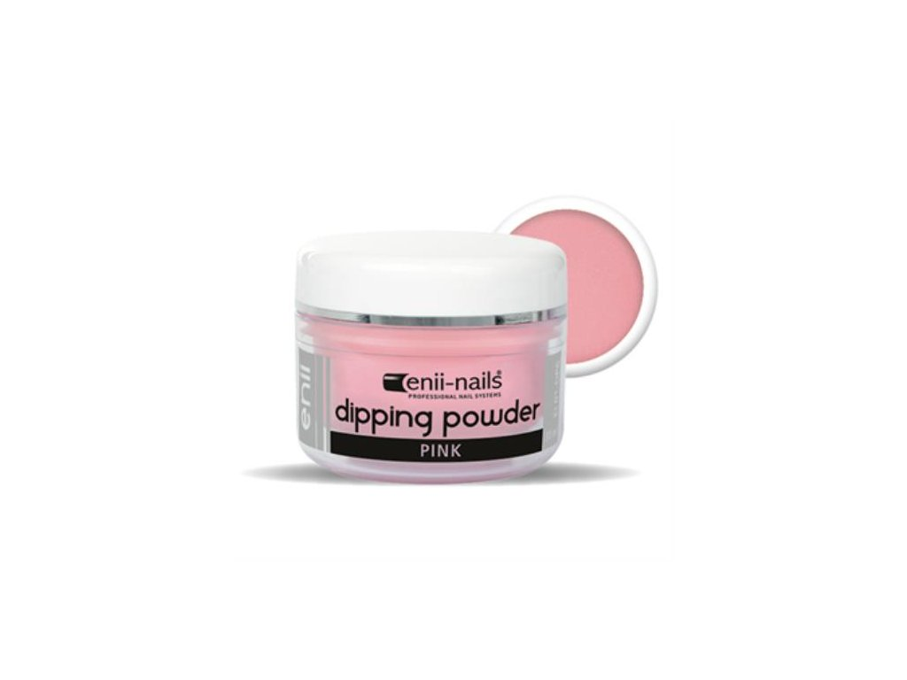ENII DIPPING POWDER - pink 30 ml