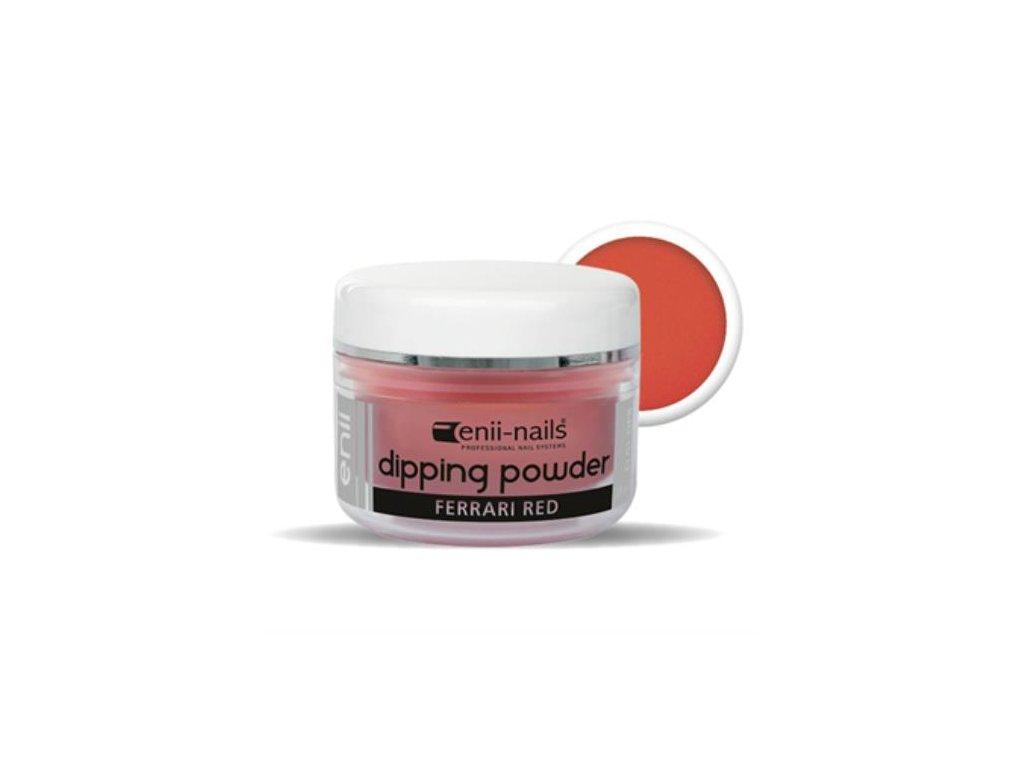 ENII DIPPING POWDER - ferrari red 30 ml