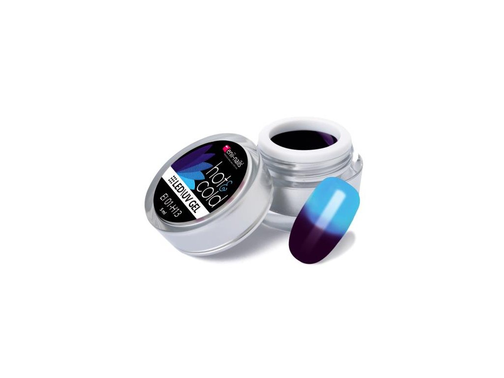 Hot & cold UV gél 5 ml č.13