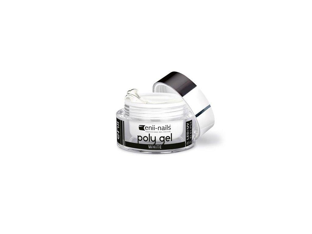 ENII POLY GEL - white 40 ml