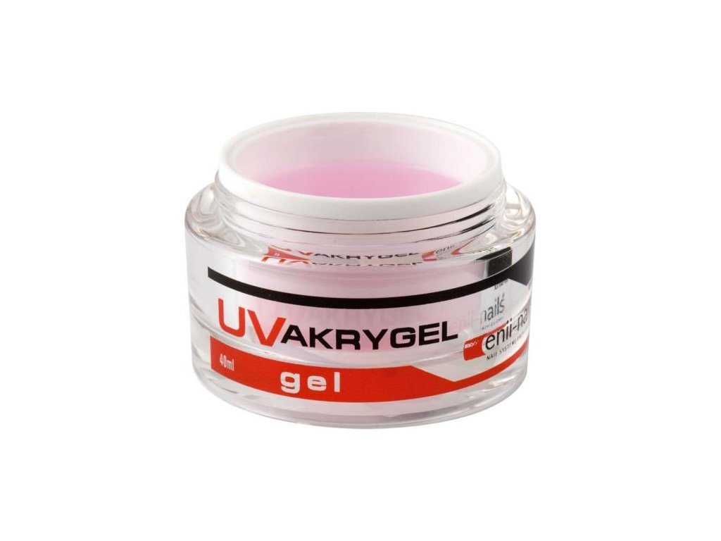 UV Akrygel - gél 40 ml