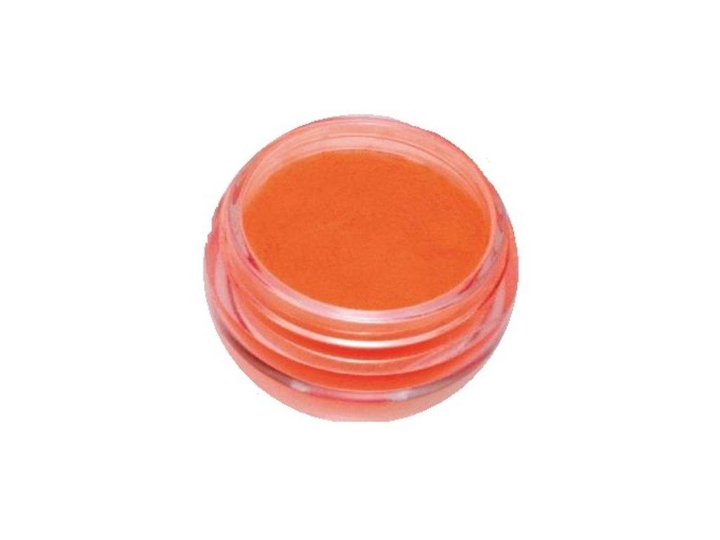 Farebný akryl Neon Orange 5 ml