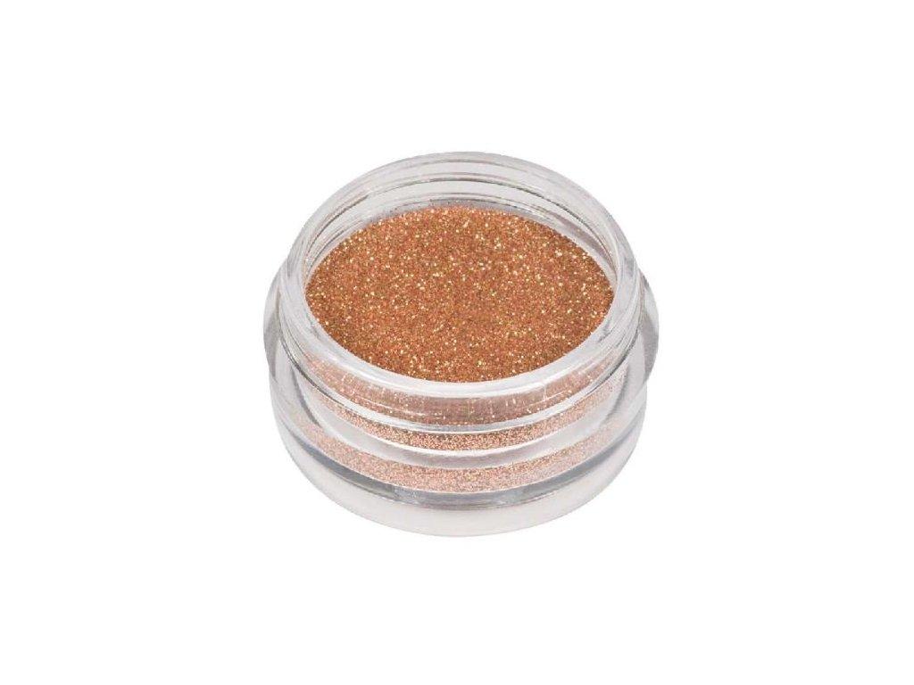 Flitrový akryl Dark Copper 5 ml