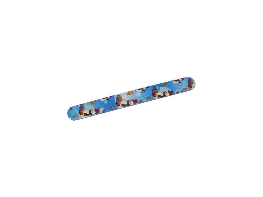 Pilník Snehuliak modrý