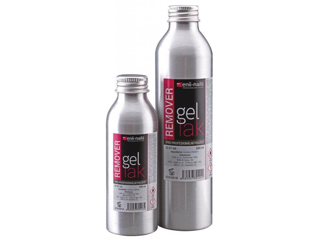 GÉL LAK REMOVER 200 ml