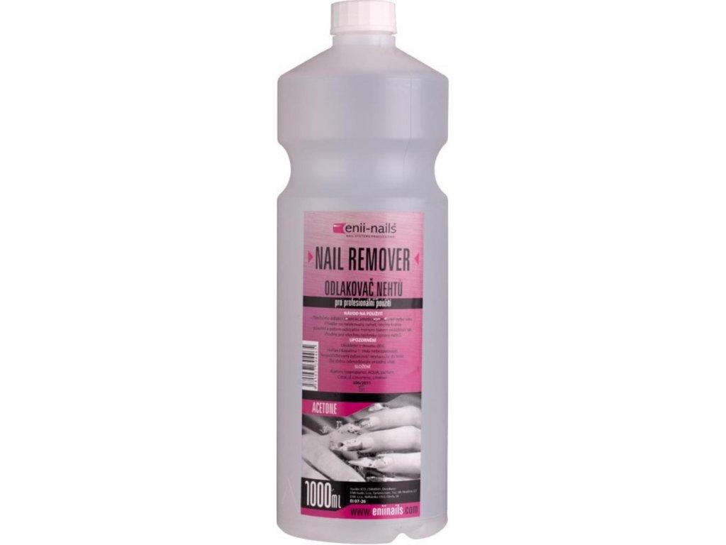 Odlakovač acetónový 1000 ml