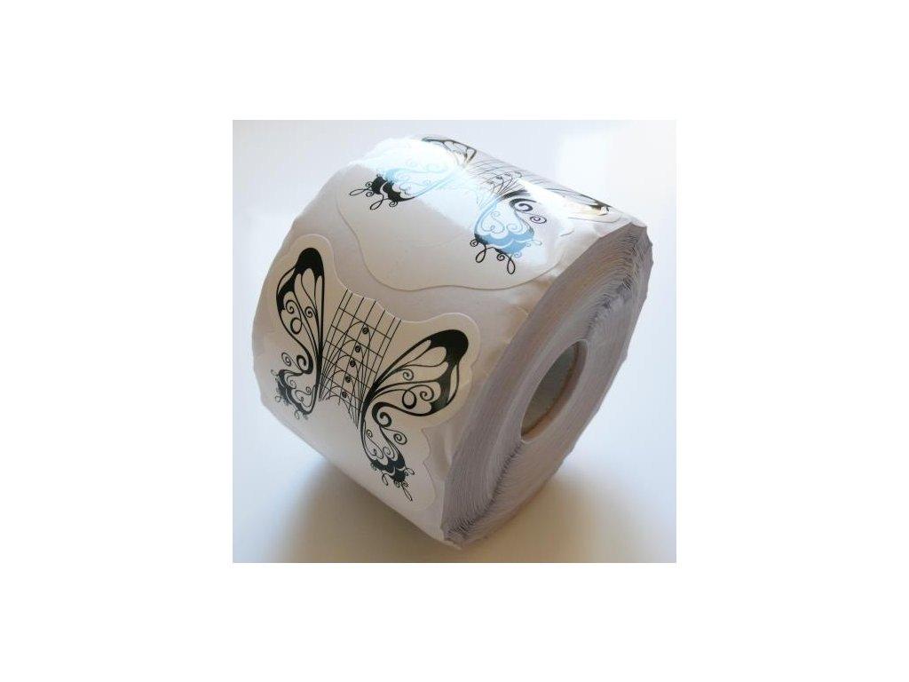 Nechtová forma – papierová motýľ 500 ks
