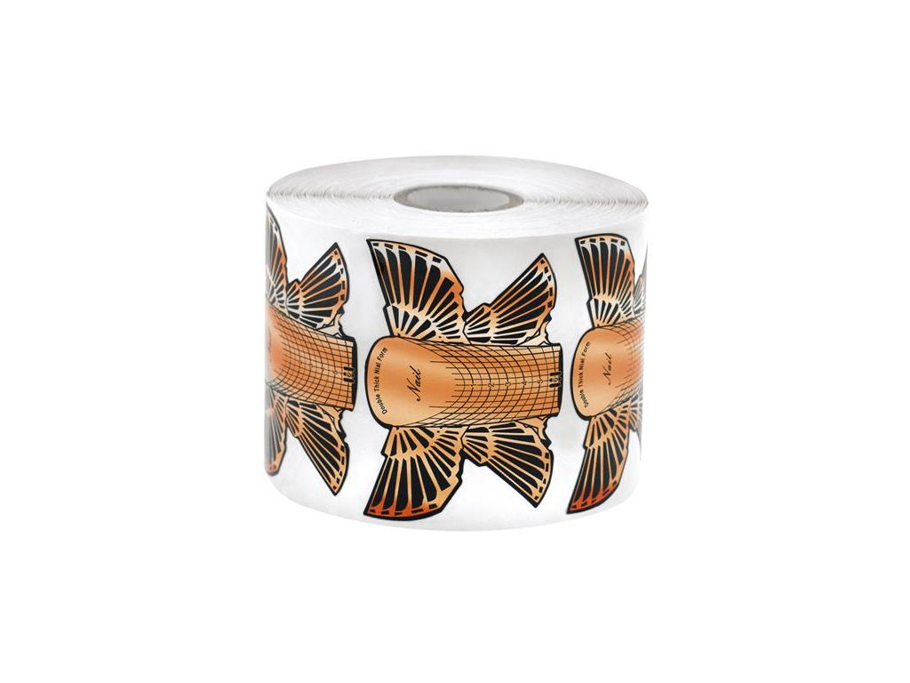 Nechtová forma – papierová motýľ 1 - 100 ks
