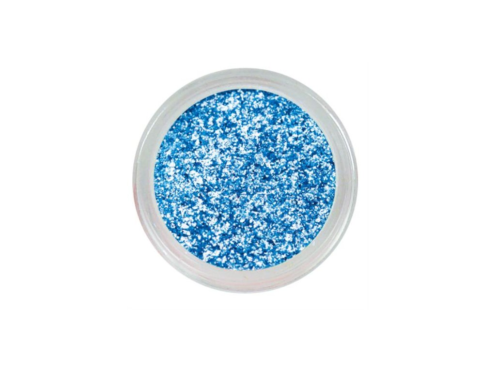 Pigment - flash silver blue