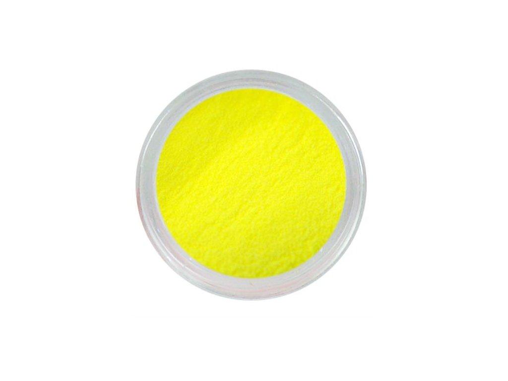 Pigment - neon yellow