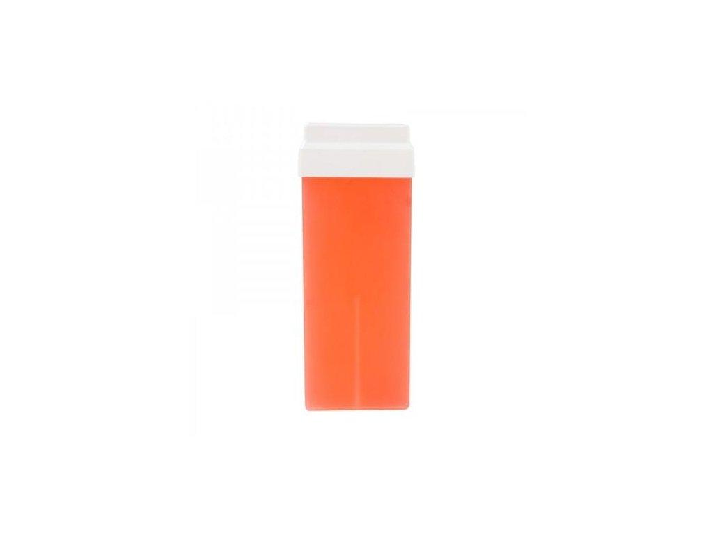 ItalWax depilačný gélový vosk jahoda 100 ml