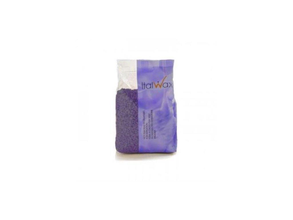 ItalWax Filmový zrnkový vosk SLIVKA 1 kg