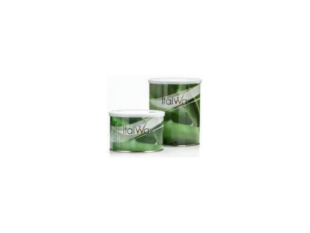 ItalWax Depilačný vosk v plechovke ALOE VERA 800 g