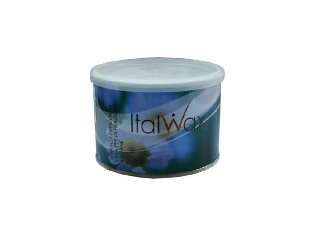 ItalWax Depilačný vosk v plechovke AZULÉN 400 g