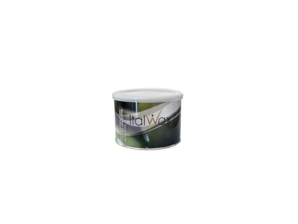 ItalWax Depilačný vosk v plechovke OLIVA 400 g