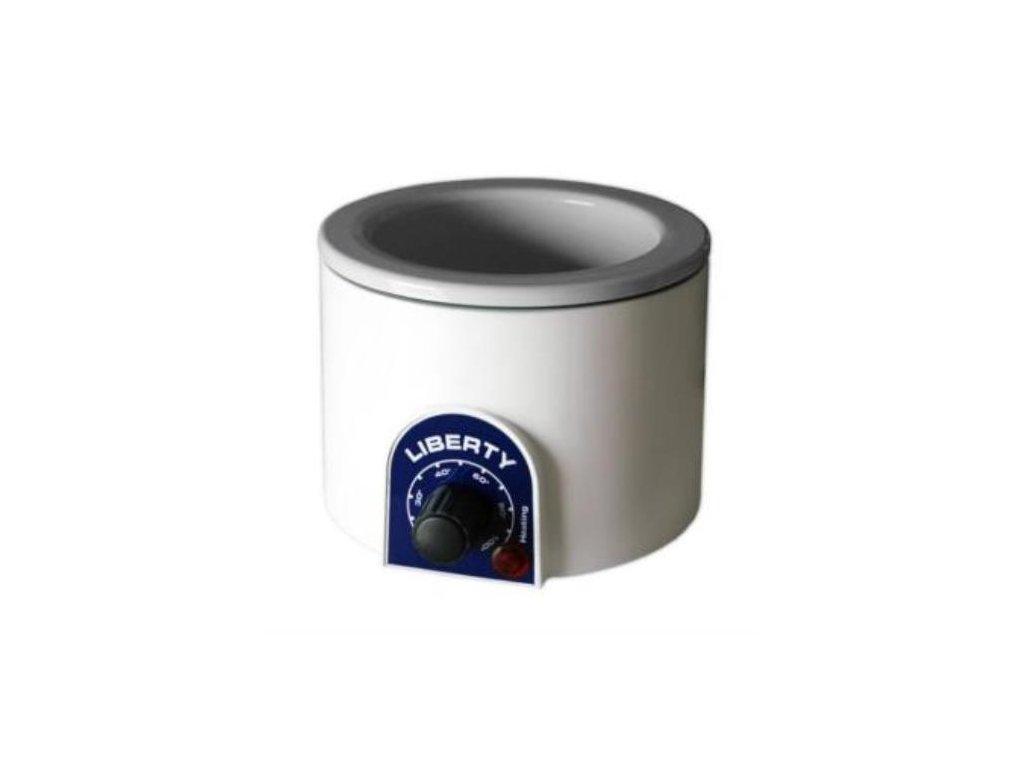 Ohrievač Liberty s elektrickým termostatom na vosk v plechovke 400 ml