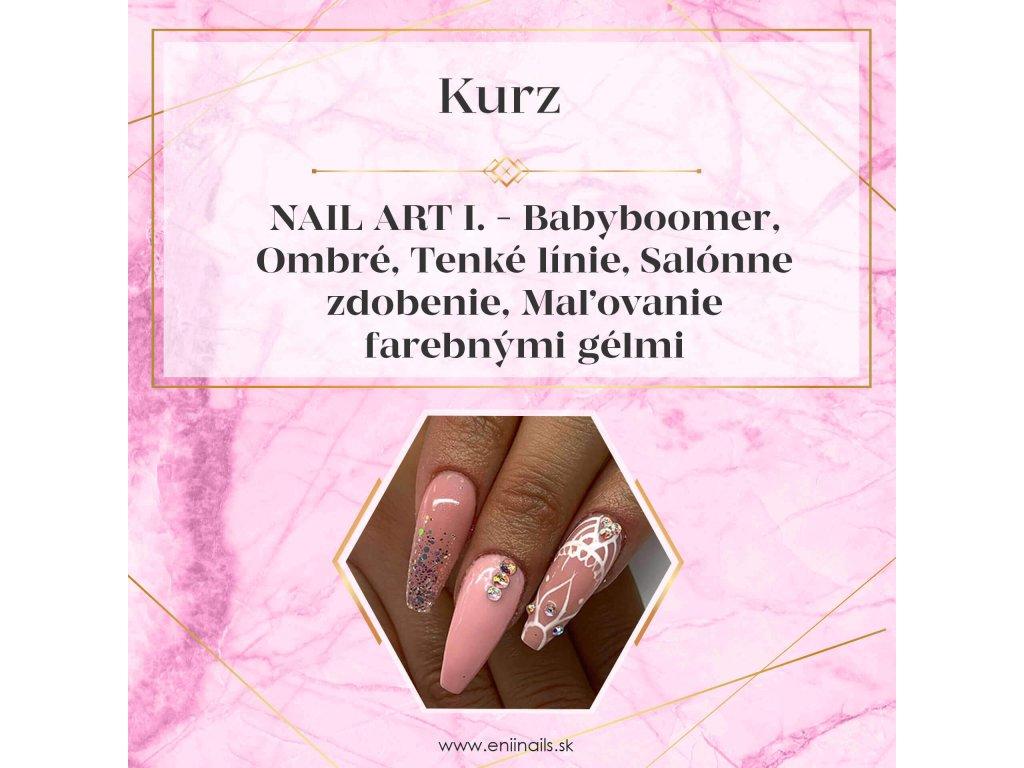 Kurzy NAIL ART SK