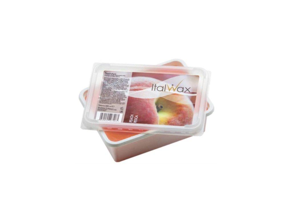 Parafín peach 500 ml