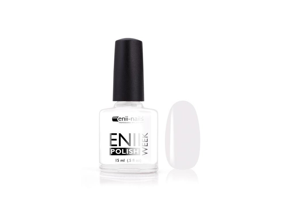 ENII WEEK POLISH 15 ml - White Lily