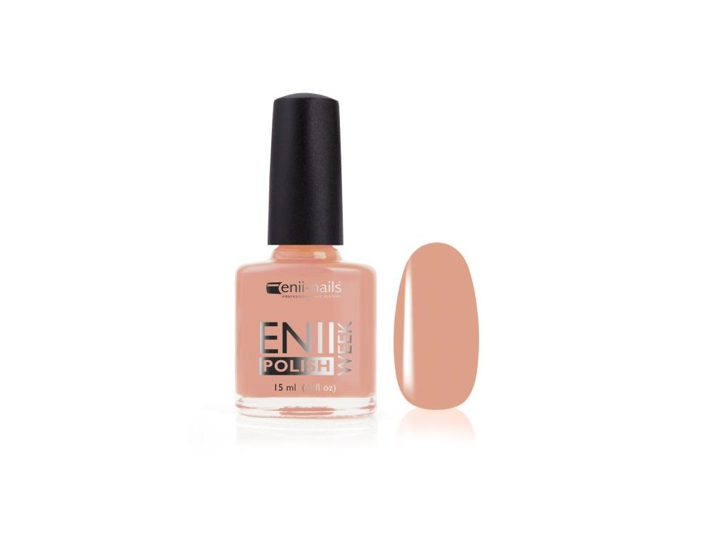 ENII WEEK POLISH 15 ml - Soft Mandarine