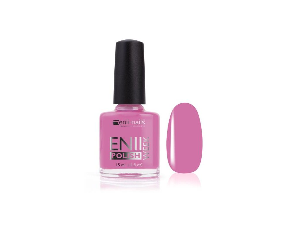 ENII WEEK POLISH 15 ml - Pink Party