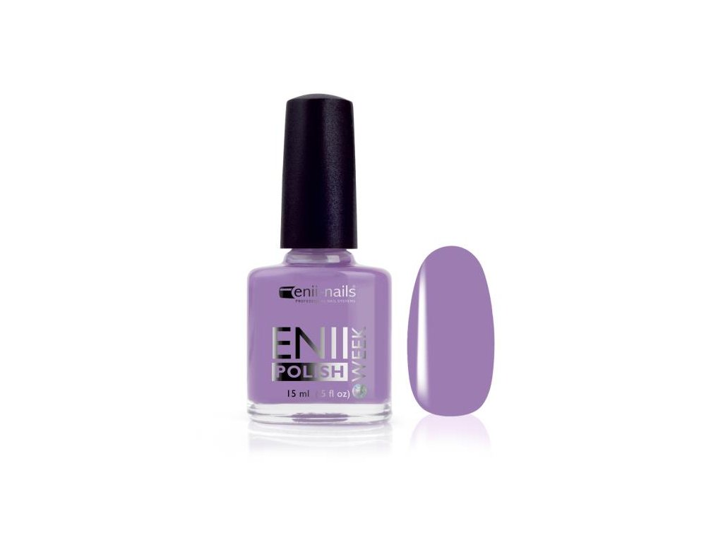ENII WEEK POLISH 15 ml - Plum Fun