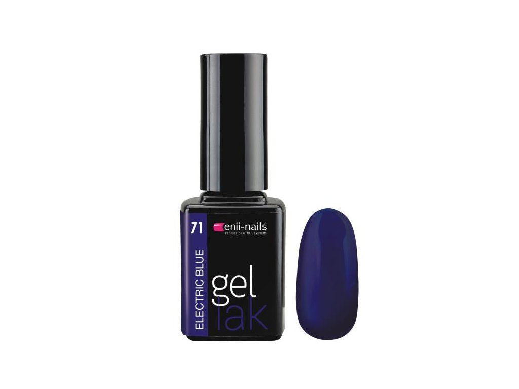 Gél lak Electric Blue 11 ml