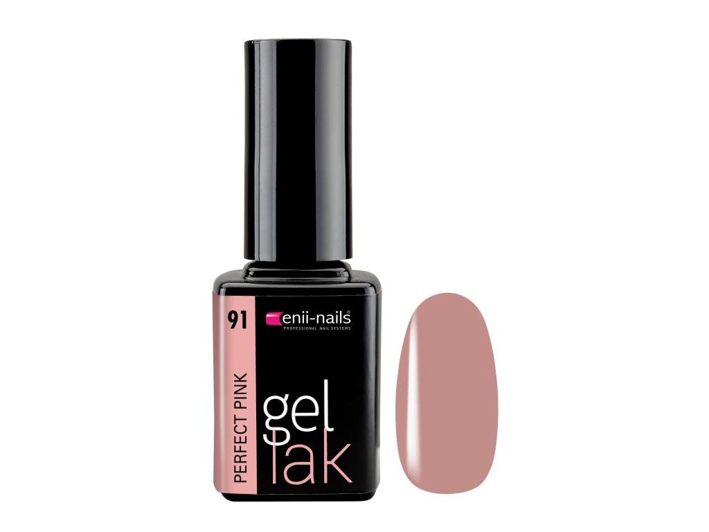 Gél lak Perfect Pink 11 ml