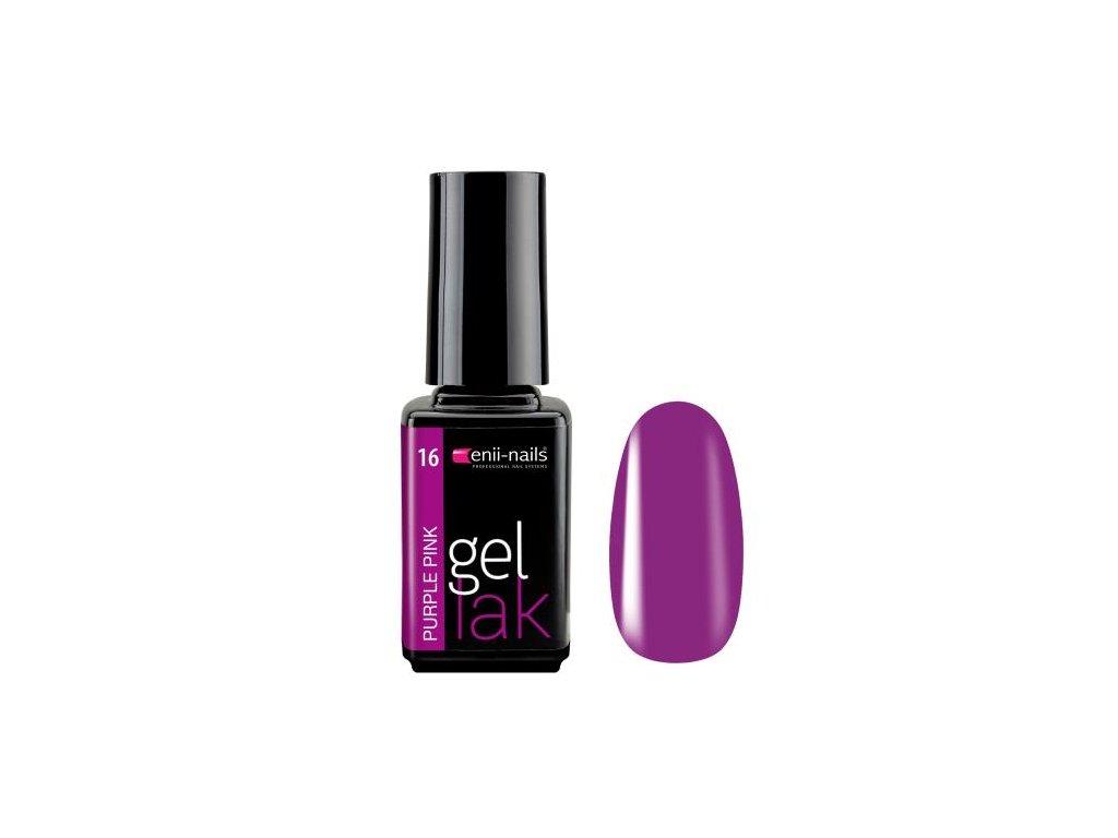 Gél lak 16. Purple Pink 5 ml