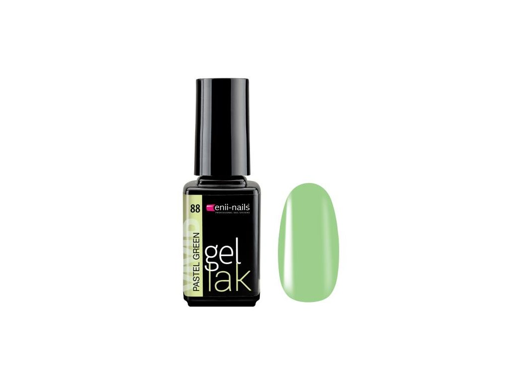 Gél lak Pastel Green 5 ml