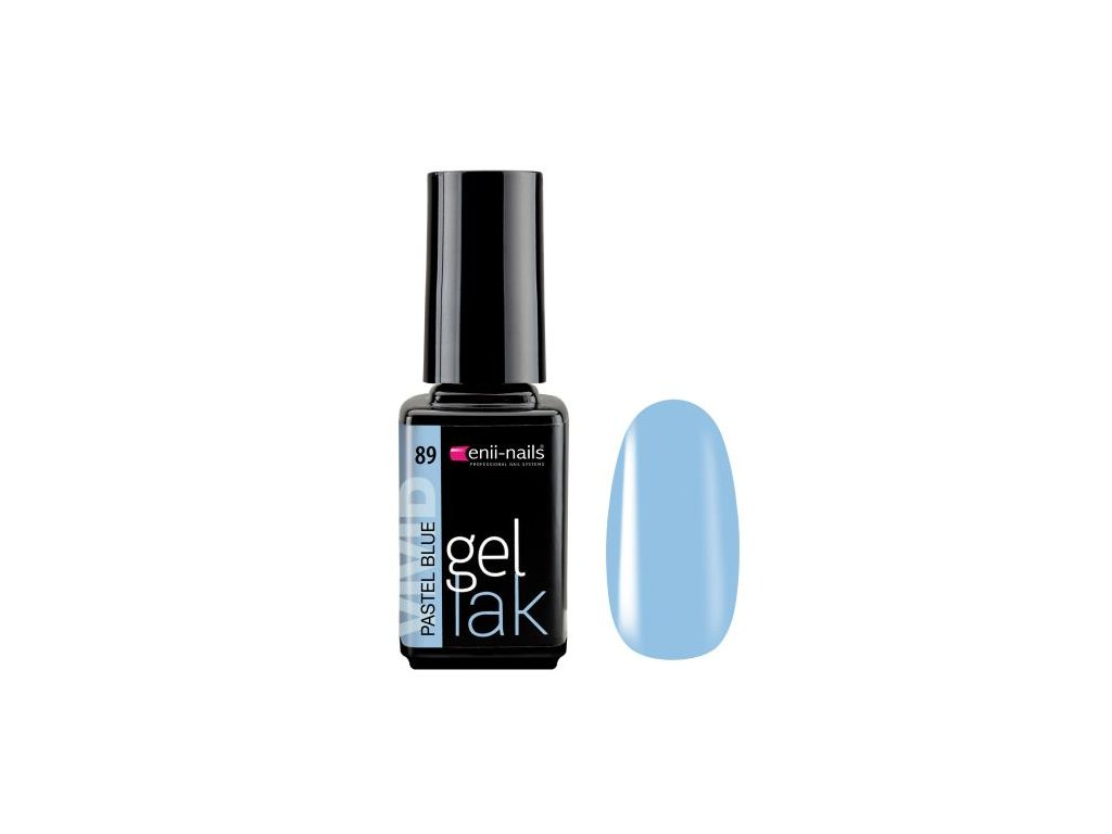 Gél lak Pastel Blue 5 ml