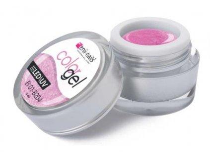 Farebný UV gél 5 ml č.204