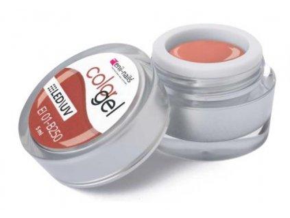 Farebný UV gél 5 ml č.250