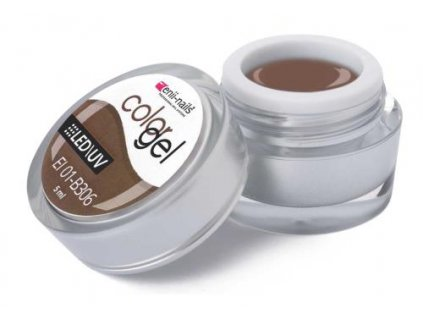 Farebný UV gél 5 ml č.306