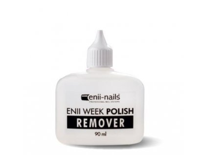 ENII WEEK POLISH REMOVER 90 ml