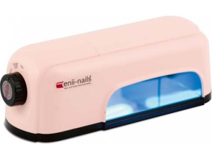 UV lampa 1-žiarivková (ružová)