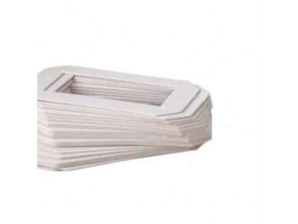 Papierová podložka pod vosk do ohrievača mono 10 ks