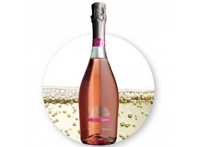 SANSI Rose Brut IL CONCERTO EDIT