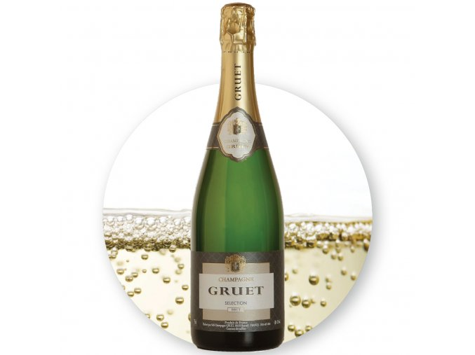 Gruet Champagne Selection Brut EDIT