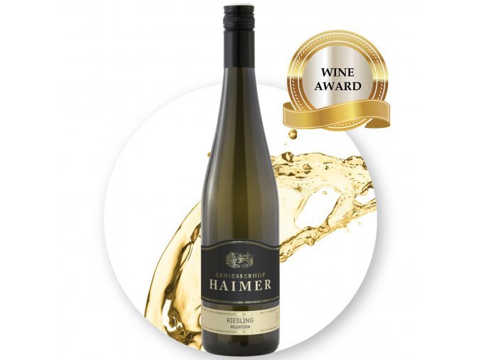 HAIMER Riesling Selektion EDIT award