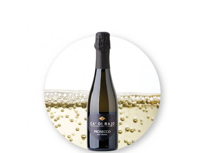 CDR Prosecco Spumante DOC Extra Dry EDIT award