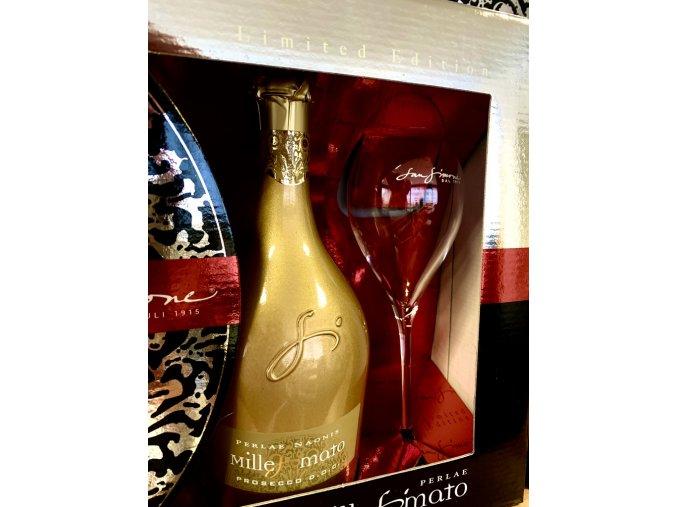 Dárkový balíček Prosecco a růžové šumivé víno  San Simone