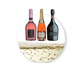Champagne a prosecco kolekce