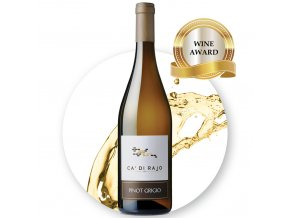 CDR Pinot Grigio DOC EDIT award
