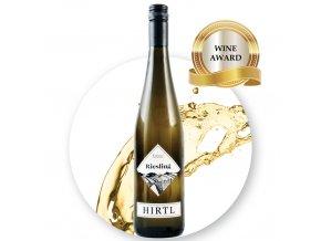 HIRTL Riesling Exklusiv EDIT award