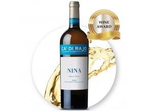 CDR NINA Manzoni Bianco DOC Piave EDIT award