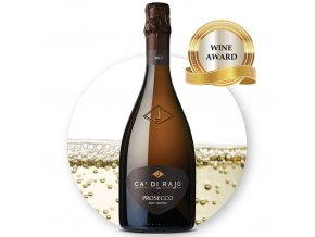CDR Prosecco Spumante DOC Brut EDIT award
