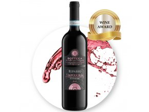 BOTTEGA Ripasso Valpolicella Superiore DOC EDIT award